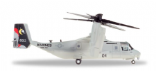 MV-22 Osprey  USMC US Marines Herpa Collectors Model Scale 1:200 558365 AE